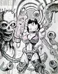 J Cadet and the hypno tentacles
