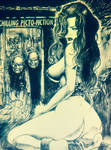 RIP Julie Strain by sweetmouth
