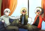 [AF] Roommates