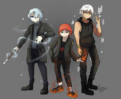 [G] Special Ops Trio