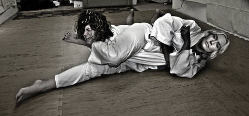 Kate Winsley Juji Gatame by judofeet