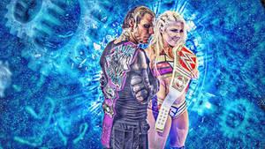 Jeff Hardy and Alexa Bliss