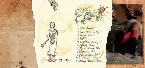 Kelsey Rottiers Album Interior
