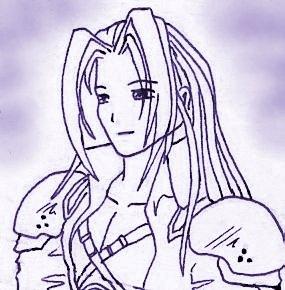 final fantasy sephiroth by jeshika3