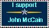 John McCain Stamp by MetalShadowOverlord