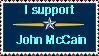 John McCain Stamp by MetalShadowOverlord