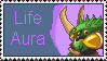 Life Aura Stamp by MetalShadowOverlord