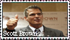 Scott Brown Stamp by MetalShadowOverlord
