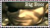 Big Boss Stamp by MetalShadowOverlord