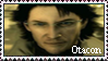 Otacon Stamp by MetalShadowOverlord