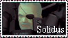 Solidus Snake Stamp by MetalShadowOverlord