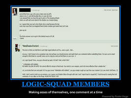 Logic Squad Owned by MetalShadowOverlord