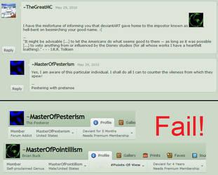 Fail Trolls Are A Failing by MetalShadowOverlord
