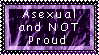 Asexual and NOT Proud by MetalShadowOverlord