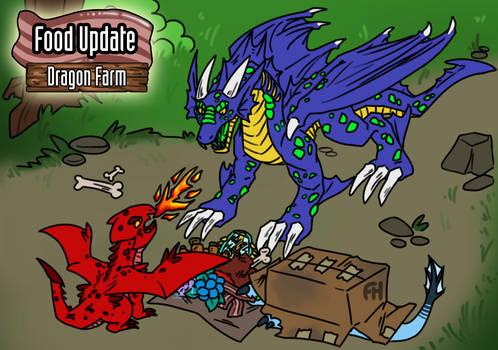 Dragon Farm - Food Update