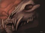 Skull of some sort