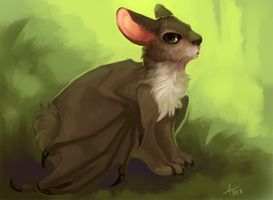 Bunnybat by ANicB