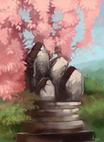 Shrine by ANicB