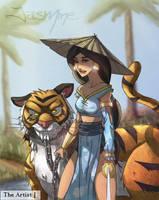 Samurai Jasmine