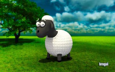 Sheep from Brogui Blog