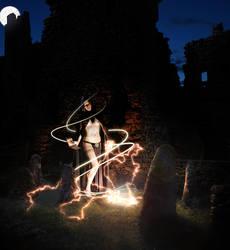 black magic by Sericat