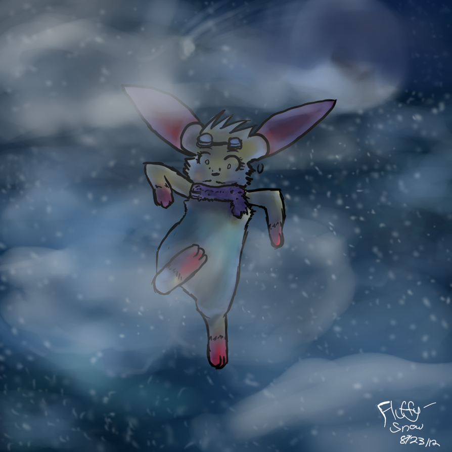 Ruby by Fluffy-Snow