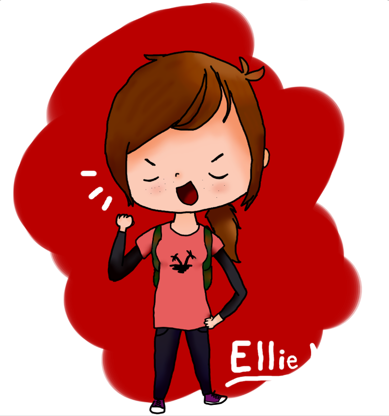 Ellie by Kat-The-Piplup