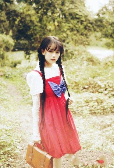 Retro Nazu Girl by evthan