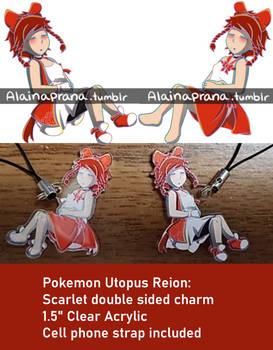 Pokemon Tabletop: Scarlet Charm