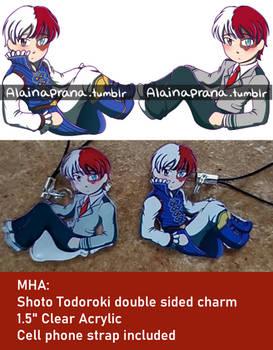 MHA: Shoto Todoroki