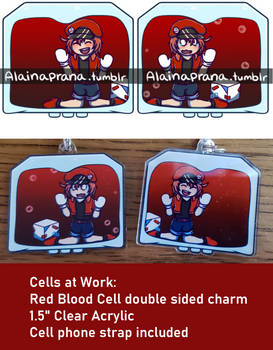 Cells At Work: Red Blood Cell