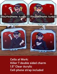 Cells at Work: Killer T Charm