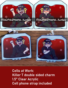 Cells at Work: Killer T Charm