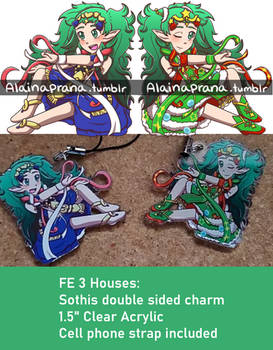 FE: 3 Houses: Sothis Charm