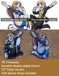 FE: 3 Houses: Annette Charm