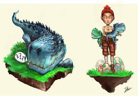Dino Concept