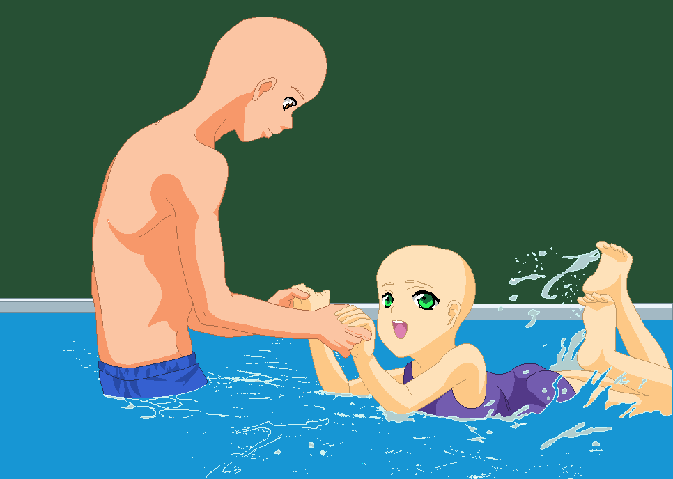 Base - Swimming Lessons by AraragiBases