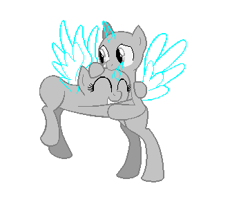 MLP Base - Hug by Butterfly-Bases