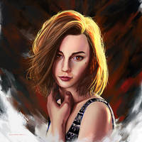 Laura by lorantart