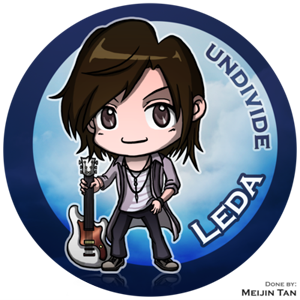 Leda - Undivide Button by meiji1990