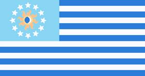 Fallout: Equestria - Equestria Flag
