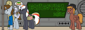 Fallout Equestria Daily Banner