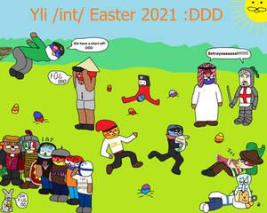 laulujoutsen's Yli int Easter 2021 (FAL Palette)