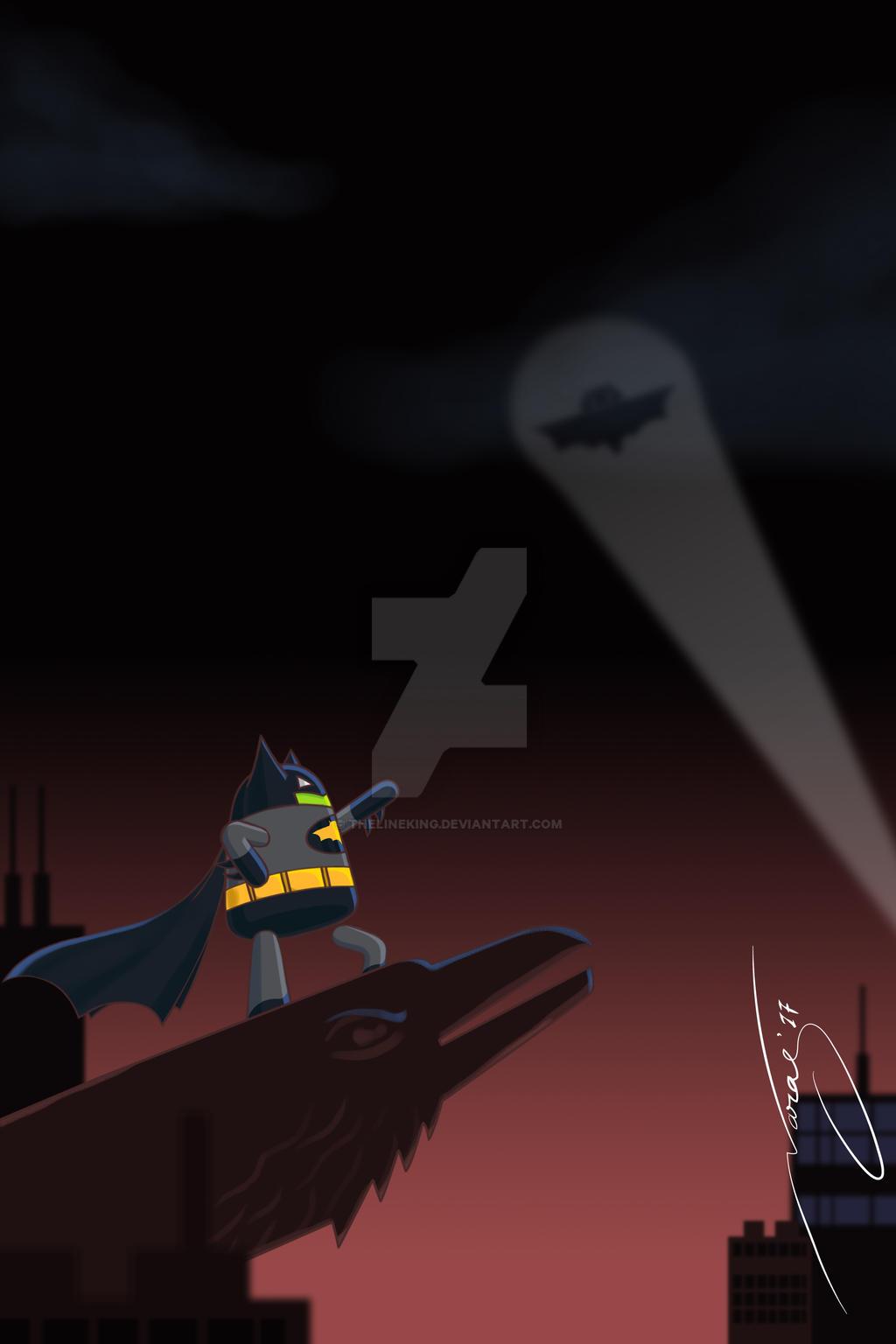Rework BatmanOnRooftop