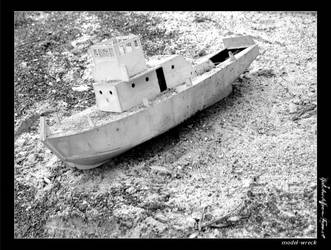 62B- Model-Wreck by Galahad-from-France