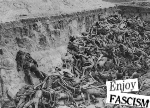 Enjoy fascism! by ANTI-SYSTEM