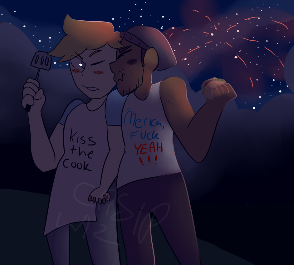 Reaper 76 Summer Event: Fireworks by CometCrumbbs on ...