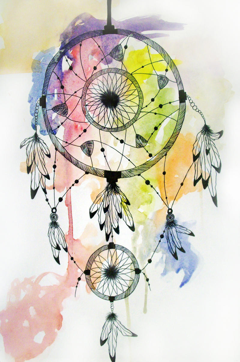 Dreamcatcher by EquineRibbon on DeviantArt