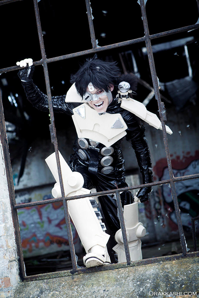 Cosplay Photoshoot - Sechs: Battle Angel Alita (1)