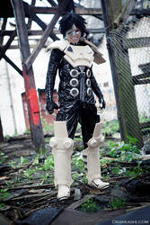 Cosplay Photoshoot - Sechs: Battle Angel Alita (2)